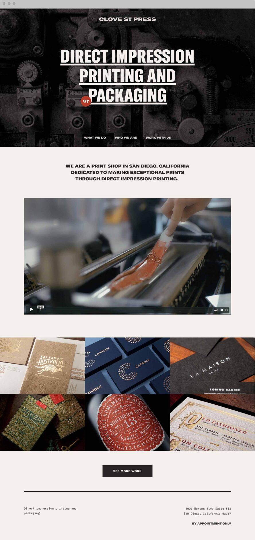 CloveST-Website